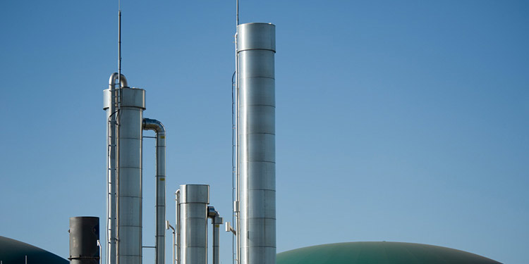 ​Biomethane gas injections